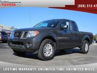 2014 Nissan Frontier King Cab SV, *** FLORIDA OWNED