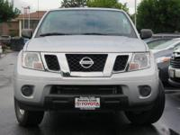 Options:  2014 Nissan Frontier Sv Pickup  5