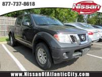 Check out this 2014 Nissan Frontier SV. Its Automatic
