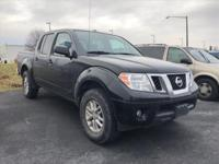 2014 Nissan Frontier SV Super Black Certified by Carfax