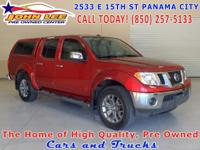 ONLY 34,068 MILES..! This 2014 Nissan Frontier is a