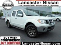 Our CarFax One Owner 2014 Nissan Frontier SL has aced