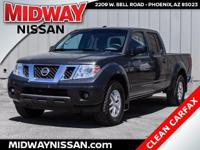 New Price! 2014 Nissan Frontier SV Graphite Blue 4.0L