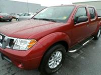 2014 Nissan Frontier SV 4.0L V6 DOHC Please contact the