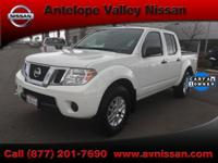 2014 Nissan Frontier SV Nissan Factory Certified 7Yr