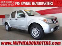 2014 Nissan Frontier SV. At John Elway's Crown