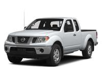 Come see this 2014 Nissan Frontier SV. Its Automatic