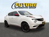 THIS JUKE IS CERTIFIED! ALL WHEEL DRIVE, AND TIRE