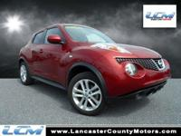 Juke SV, Carfax One Owner!, *Local Trade, Not a Prior