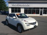 CARFAX One-Owner. Clean CARFAX. White Pearl 2014 Nissan