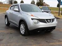 Recent Arrival! Clean CARFAX. This 2014 Nissan Juke SV