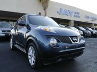 Options:  2014 Nissan Juke 5Dr Wgn Cvt S Fwd|45|000