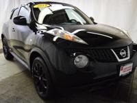 Check out this gently-used 2014 Nissan JUKE we recently