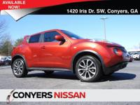 Check out this 2014 Nissan JUKE SV. Its Variable