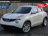 This 2014 Nissan JUKE 4dr 5dr Wagon CVT SV FWD features