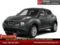 This 2014 Nissan Juke SL is a 1-Owner Vehicle with a