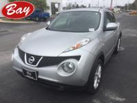 This outstanding example of a 2014 Nissan JUKE SL is