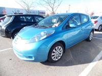 BEST PRICE IN TOWN ON THIS SUPER CLEAN NISSAN LEAF
