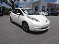 2014 Nissan Leaf S ** 129 MPG city/ 102 hwy Equivalent