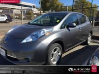 Options:  2014 Nissan Leaf Sv|101/126 Highway/City