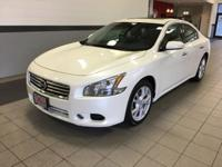 The NissanMaxima. One of the mostluxuriouscars on the