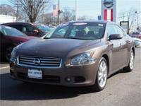 Looking for a clean, well-cared for 2014 Nissan Maxima?