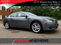 Check out this 2014 Nissan Maxima 3.5 SV w/Premium Pkg.