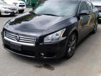 CARFAX 1-Owner! This 2014 Nissan Maxima 3.5 SV