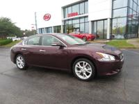 Clean CARFAX. midnight garnet metallic 2014 4D Sedan