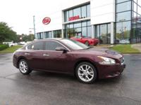 midnight garnet metallic 2014 4D Sedan Nissan Maxima