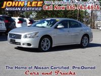 ONLY 36,087 MILES..! This NISSAN CERTIFIED 2014 Nissan