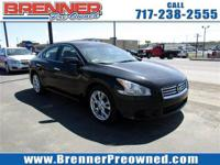 Check out this 2014 Nissan Maxima 3.5 S. Its Variable