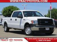 Why pay more for less?! The Tracy Toyota Advantage! Who