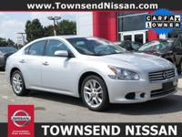 Qualified Vehicle This 2014 Nissan Maxima 3.5 S is a