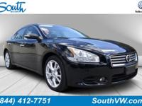 Recent Arrival! Clean CARFAX. 2014 Nissan Maxima 3.5 SV