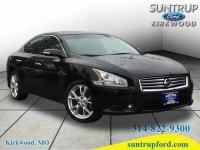 For a smoother ride, opt for this 2014 Nissan Maxima