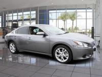 This 2014 Nissan Maxima 3.5 SV will sell fast Backup