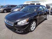 Options:  2014 Nissan Maxima 3.5 Sv|3.5 Sv|3.5 Sv 4Dr
