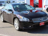 This 2014 Nissan Maxima 3.5 SV is Priced Below The