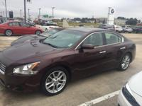 We are excited to offer this 2014 Nissan Maxima. How to
