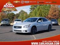 Options:  2014 Nissan Maxima 3.5 Sv|3.5 Sv 4Dr Sedan|*