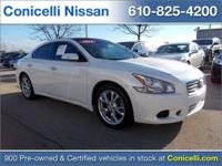 New Arrival! CarFax One Owner! This Nissan Maxima is