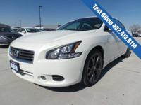 Trustworthy and worry-free, this 2014 Nissan Maxima