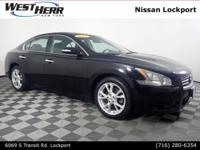 New Price! 2014 Nissan Maxima 3.5 SV CARFAX One-Owner.