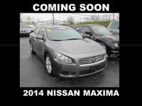 CARFAX One-Owner. Clean CARFAX. Gun Metallic 2014