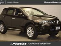 Murano S, AWD, ABS brakes, Alloy wheels, Electronic