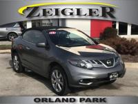 Options:  2014 Nissan Murano Crosscabriolet