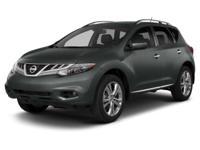 2014 Nissan Murano Platinum       Clean CARFAX. CARFAX
