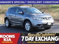 2014 Nissan Murano S Gray **EASY TO FINANCE**, **CALL