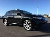 CARFAX One-Owner. Certified. 2014 Nissan Murano SL